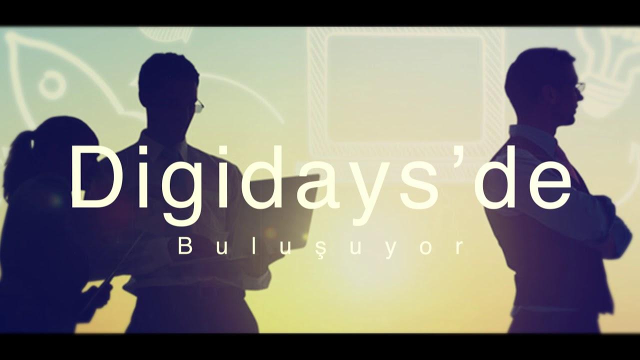 DigiDays 5-6-7 Mart 2019 Tarih'inde başlıyor