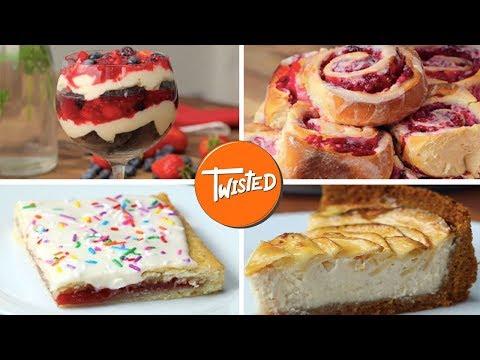 11 Fruit-Filled Desserts | Twisted