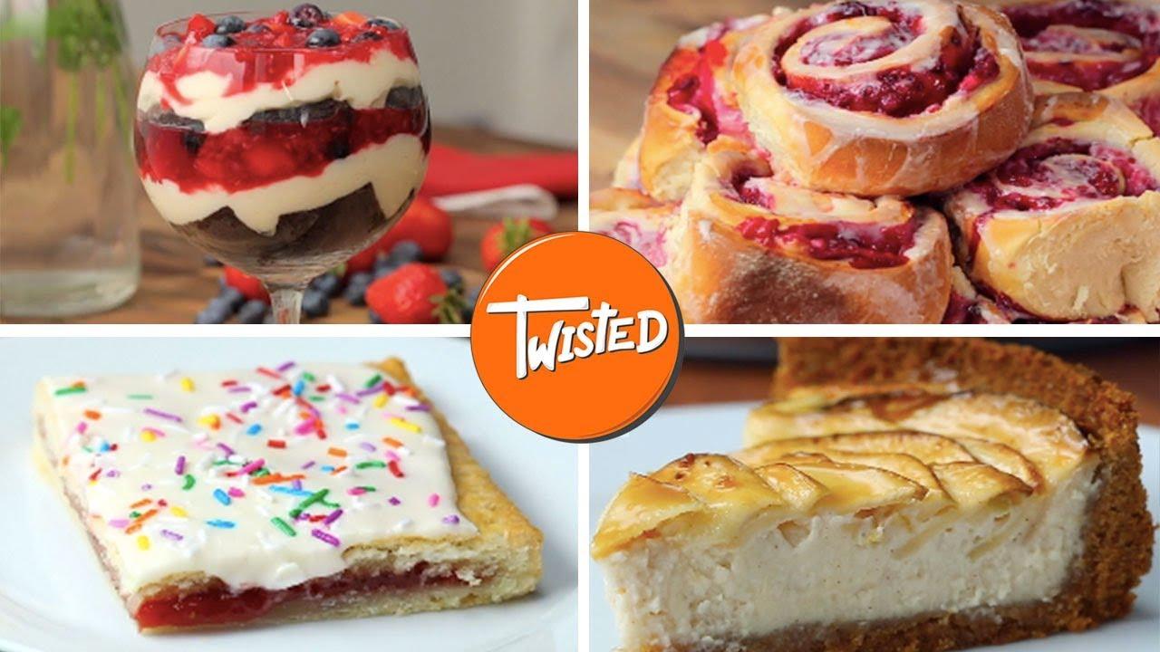 11 Fruit-Filled Desserts