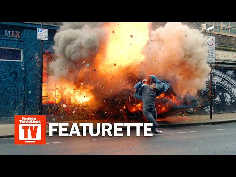 HUMANS S03E01 Featurette  'The Bar Explosion'  Rotten Tomatoes TV