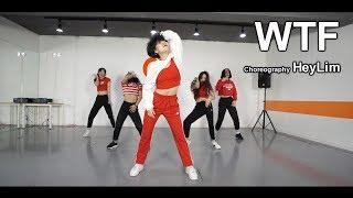 figcaption WTF - Missy Elliott  / Choreography - HeyLim