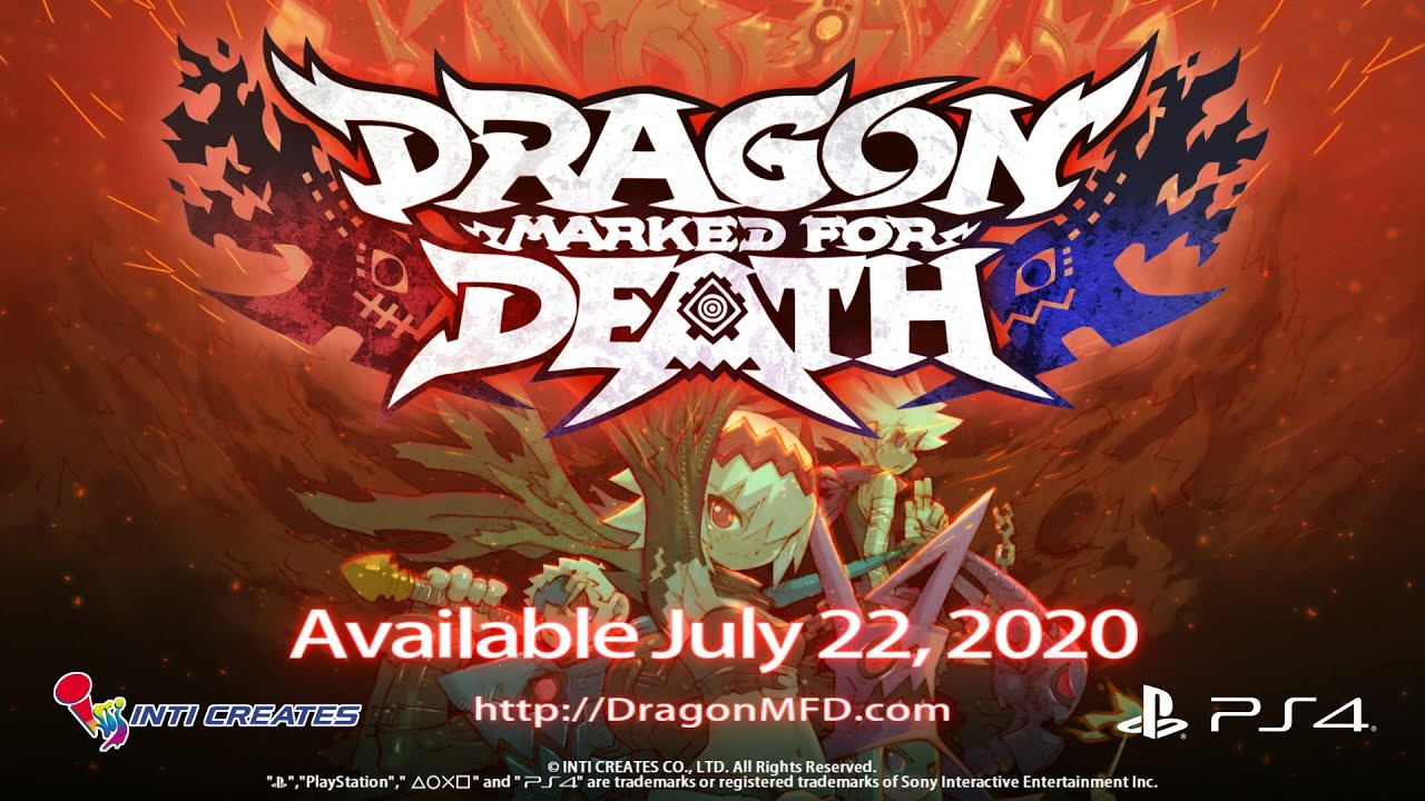 Dragon Marked For Death - PS4 Version Trailer