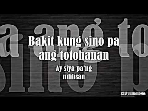 Kasalanan bang mahalin ka ng lubusan   MEN OPPOSE Lyrics Full ᴴᴰ