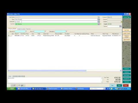 Rentals in EVE   How to Send a Rental Booking to an Invoice