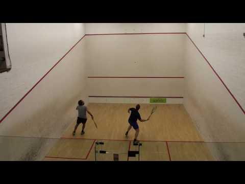 MO40 Quarter-Final 3 Ian Cox vs David Gouldby