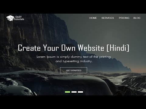 How To Make A Website On WordPress In India 2017 | Amazing WordPress Theme
