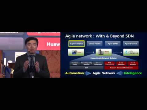 Huawei Network Conference: SDN / Moscow, 13.10.2015