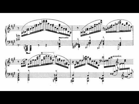 Liszt Three Concert Etudes S.144 No.3