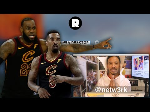 The NBA Finals And J.R. Smith's Mental Lapse | NBA Desktop With Jason Concepcion | The Ringer