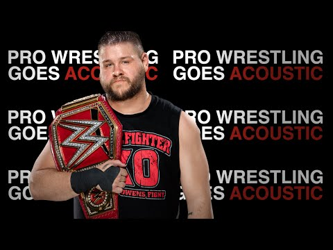 Kevin Owens Theme Song (WWE Piano Cover) - Pro Wrestling Goes Acoustic