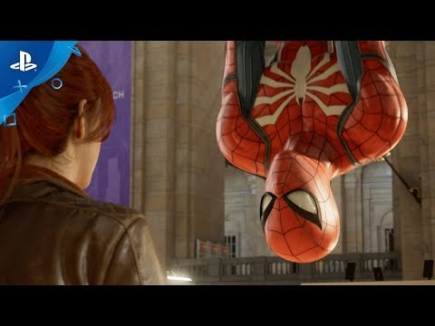 Marvel's SpiderMan  PGW 2017    PS4