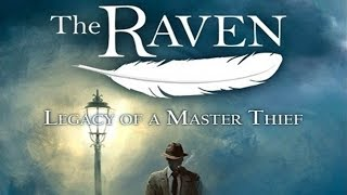 CGR Undertow - THE RAVEN: LEGACY OF A MASTER THIEF - CHAPTER 3: A MURDER OF RAVENS review for PS3