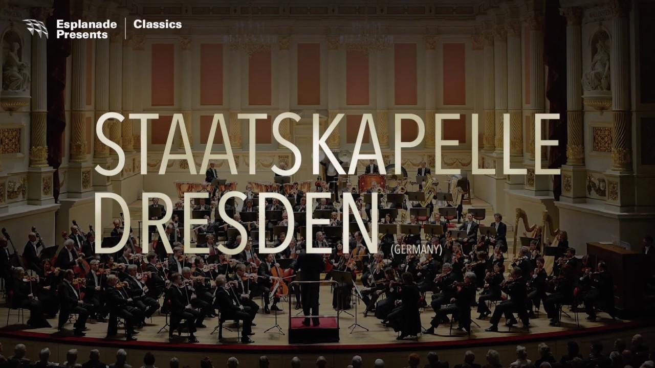Classics | Staatskapelle Dresden (2 Oct 2019)