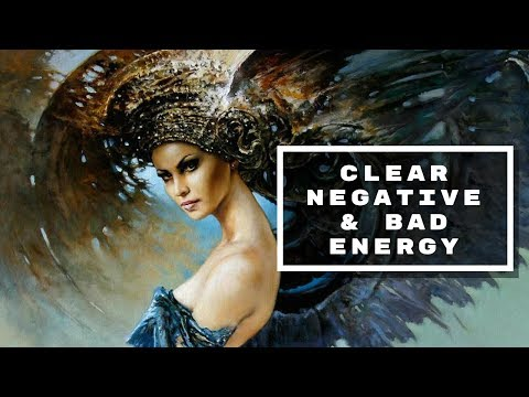 Clear Negative & Bad Energy From House, and Even Yourself