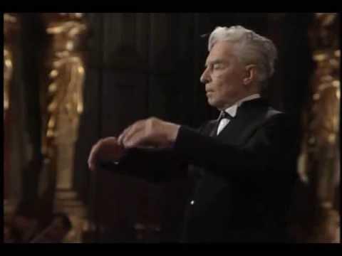 Brahms ~ Ein Deutsches Requiem, Op. 45 (I/VII) ~ Herbert von Karajan