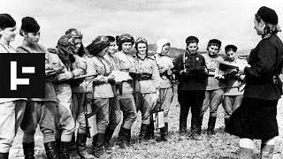 The Night Witches: The All-Female World War II Squadron