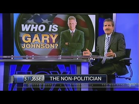 Who is Gary Johnson? - YouTube