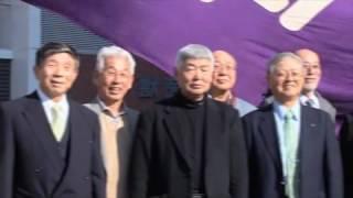 平成25年度 卒業式(2)麻布三九会