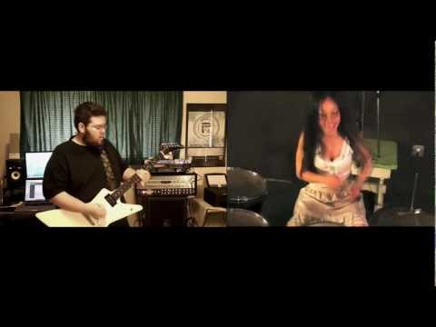 B.Y.O.B with Meytal Cohen-System Of A Down-LRRG(Guitar Cover)