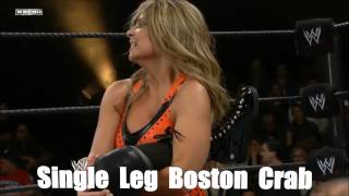 WWE NXT Diva's: Signatures & Finishers[UPDATED:20/4/2013]