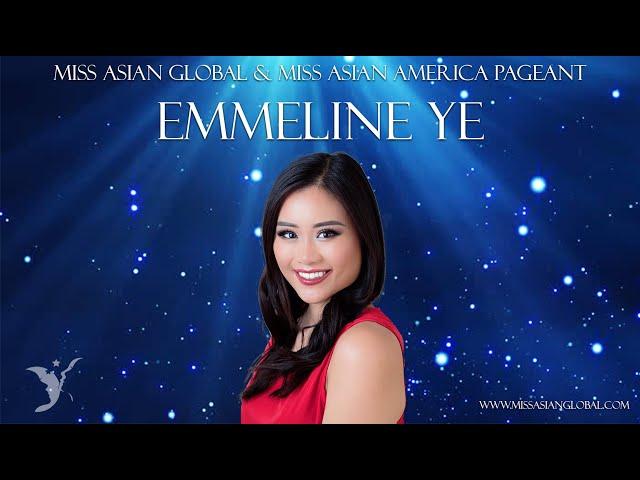 Emmeline Ye - 2019 Minute Me