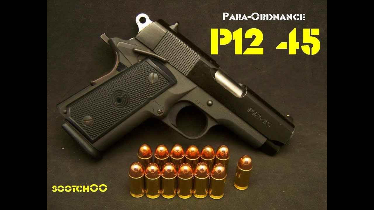 Para Ordnance 1911 P12-45 Pistol