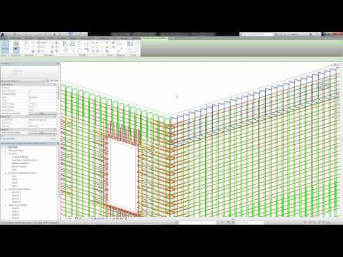Revit 2016 - Shapes for Path Reinforcement