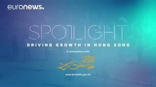 euronews. - Hong Kong: Driving growth in a leading global financial hub (Jun 2018) thumbnail