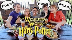 THE BEST FOOD ITEMS AT WIZARDING WORLD OF HARRY POTTER | THE THREE BROOMSTICKS, UNIVERSAL STUDIOS