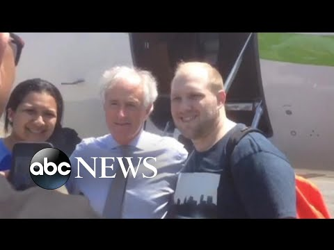 American citizen and his wife freed from captivity in Venezuela