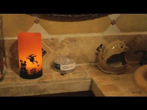 Halloween Bathroom Decor : Unique Interior Decorating Ideas