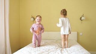 vlog пумпончики и кроватки тоже - Senya Miro