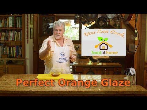 Orange Glaze - Perfect Every time!