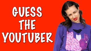 GUESS WHO ★ Can you guess the YouTuber by their intro/outro?