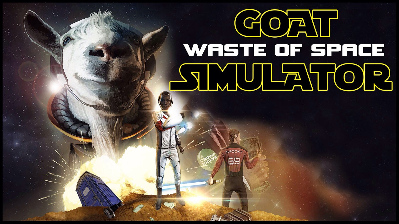 GOAT SIMULATOR WASTE OF SPACE FREE FOR