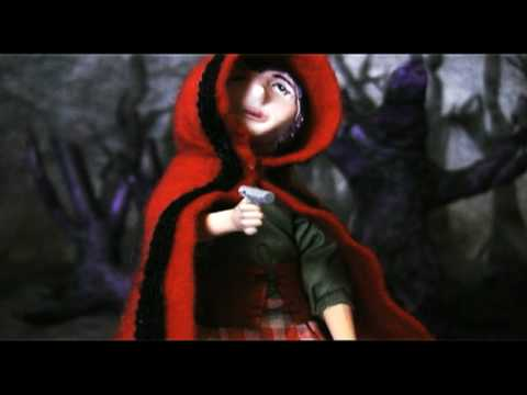 Little Red Riding Hood As Told By Roald Dahl Youtube