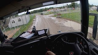 POV Scania R480 Electric Picnic Stradbally Co.Laois Ireland