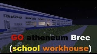 GO Atheneum Bree In Minecraft [Coming soon]