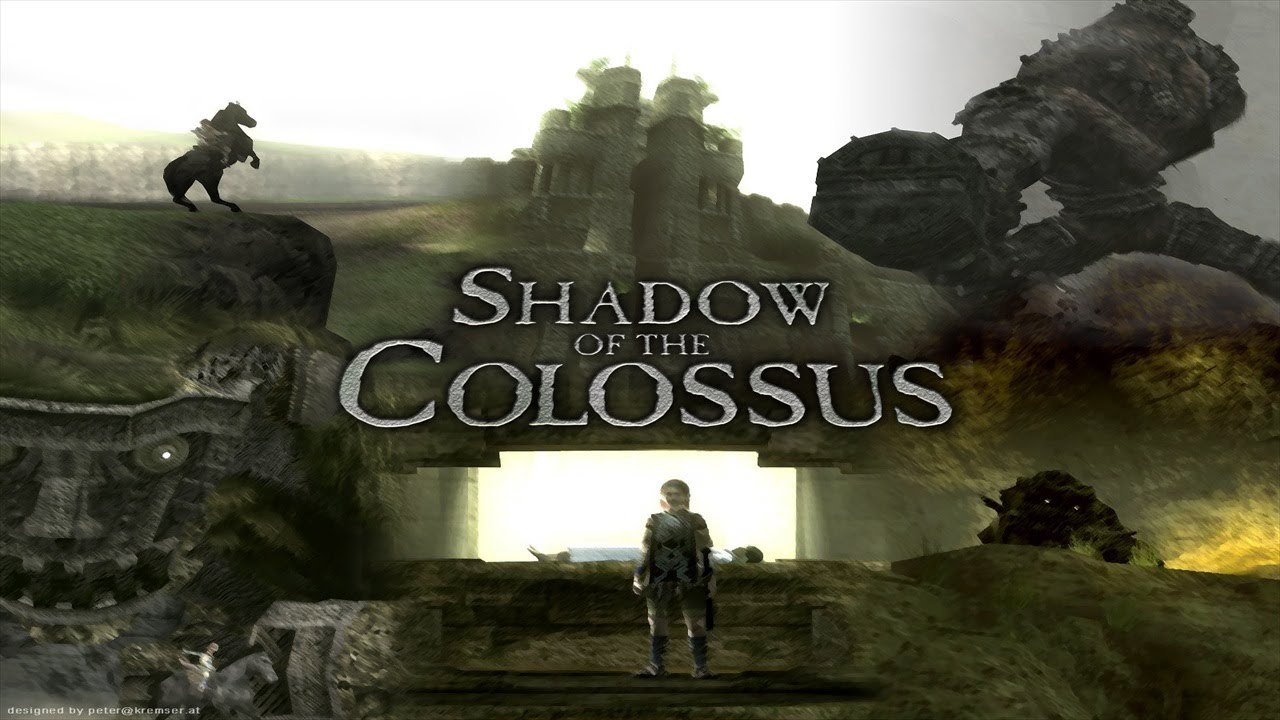 Shadow Of The Colossus Walkthrough Complete Game Youtube