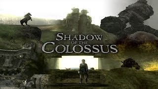 Shadow Of The Colossus Walkthrough Complete Game