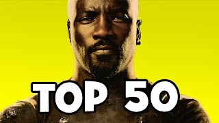 TOP 50 Luke Cage EASTER EGGS, References & Cameos