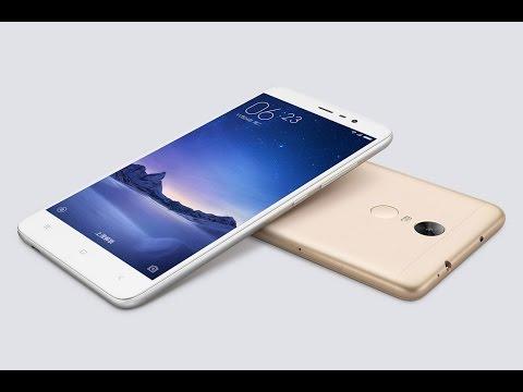 استعراض للهاتف Xiaomi Redmi Note 3