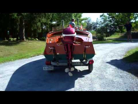 1954 Penn Yan Captivator Aristocrat On Parade 9 5 2015