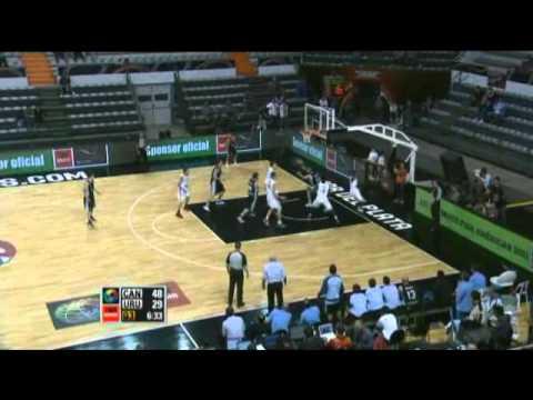 Canada Vs. Uruguay / 2011 FIBA Americas Championship Round 2