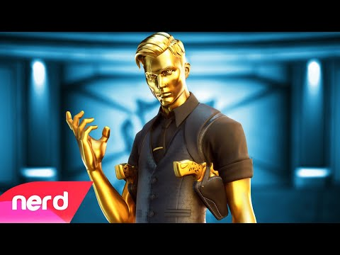 Fortnite Season 2 Song | Golden Touch | #NerdOut ft. Frazer [prod. by Play Dead]