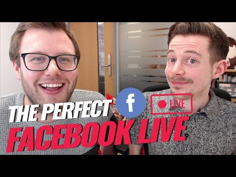 Facebook Live Tutorial   8 Steps to the Perfect Facebook Live