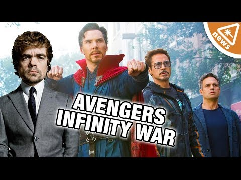 Peter Dinklage's Role in Avengers Infinity War Revealed! (Ne