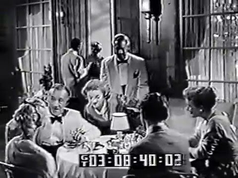 Bette Davis, John Williams--For Better, For Worse, 1957 TV