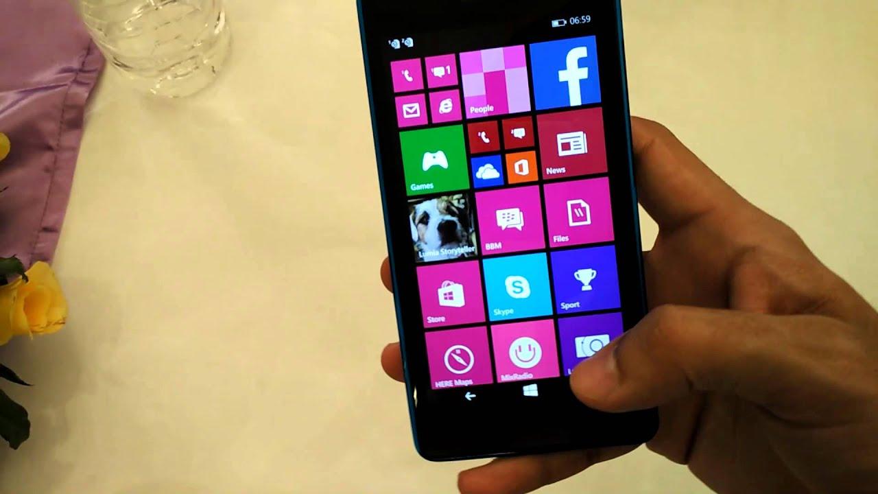 Nokia Lumiya 540: reviews. Is it worth taking a smartphone Microsoft Lumiya 540