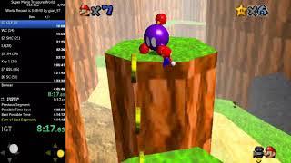 Super Mario Treasure World - 115 Stars in 4:40:34